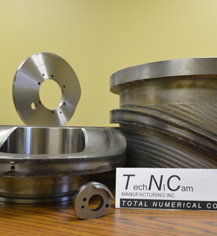 Michigan CNC Precision Machining Services | TechNiCam Manufacturing - image-content-parts